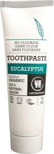 Urtekram Pasta do zębów z eukaliptusem bez fluoru 75 ml