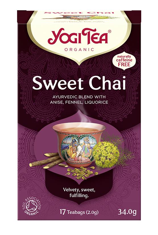 Yogi Tea Słodki czaj SWEET CHAI