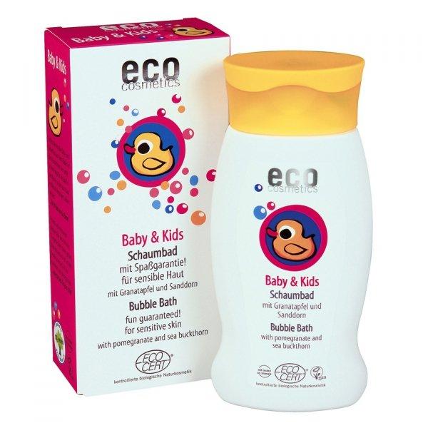 Eco Cosmetics Płyn do kąpieli dla dzieci i niemowląt 200 ml