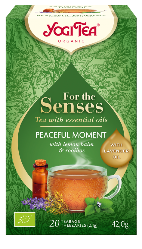 Yogi Tea Chwila spokoju PEACEFUL MOMENT (20x2,1g)