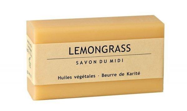 Savon du Midi Mydło z masłem Shea LEMONGRASS (trawa cytrynowa)100 g