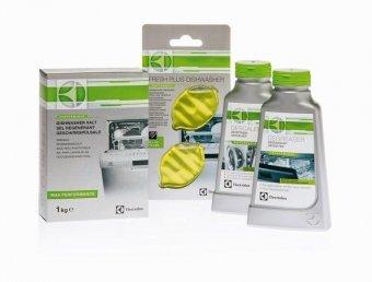 Zestaw środków pielęgnacyjnych do zmywarek Electrolux E6DK4106 od ręki
