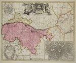 .[ŚLĄSK]. Ducatus Breslanus sive Wratislaviensis.