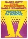 Neugebauer Jacek - Piosenka za koronę. [1976]. Plakat filmowy