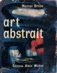 Brion Marcel - Art abstrait.