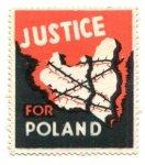 [ZNACZEK KWESTARSKI] Justice for Poland.