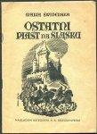 Świderska Maria - Ostatni Piast na Śląsku. Wyd. IV [okładka i ilustracje Leszek Górski]
