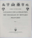 Hutten-Czapski Emeric - Catalogue de la collection des medailles et monnaies polonaises. T. 1-5.