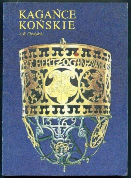 Chodyński Antoni Romuald — Kagańce końskie.