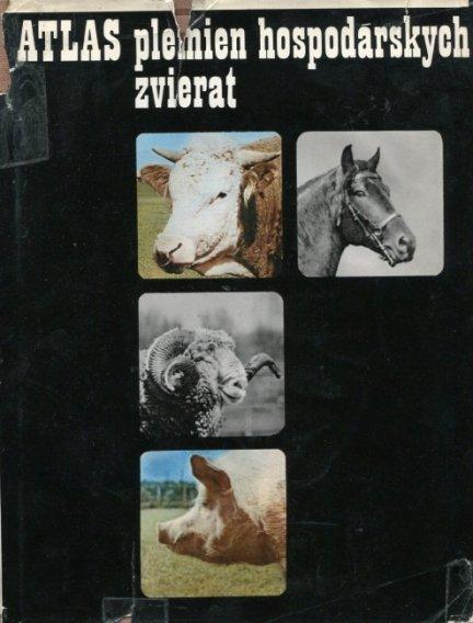 GABRIS Juraj - Atlas plemien hospodarskych zvierat