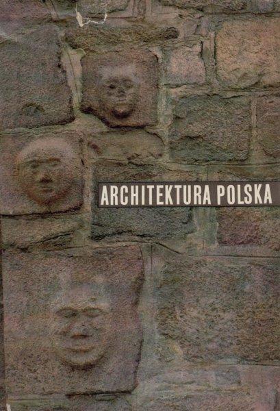 Zachwatowicz Jan - Architektura polska.