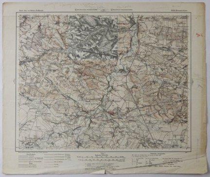 M38. Krasnostaw - mapa 1:100 000 [Karte des westlichen Russlands]