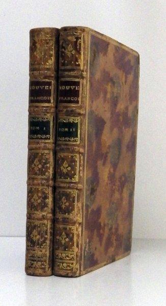 D'Ussieux - Les Nouvelles Francoises. Par ...T.1-2. 1783