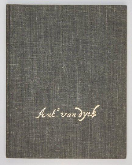 Ostrowski Jan K.-  Anton van Dyck