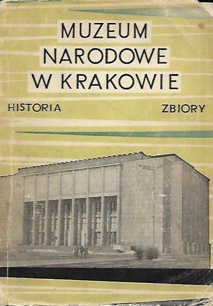 Kopff Andrzej - Muzeum Narodowe w Krakowie. Historia i zbiory