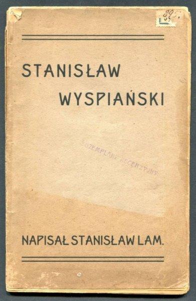 Lam Stanisław - Stanisław Wyspiański