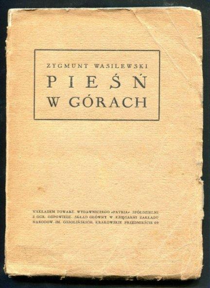 Wasilewski Zygmunt - Pieśń w górach