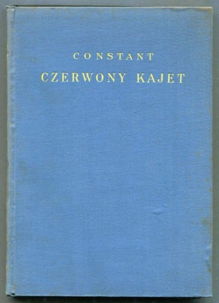 Constant Benjamin - Czerwony kajet. Wyd. Nowe