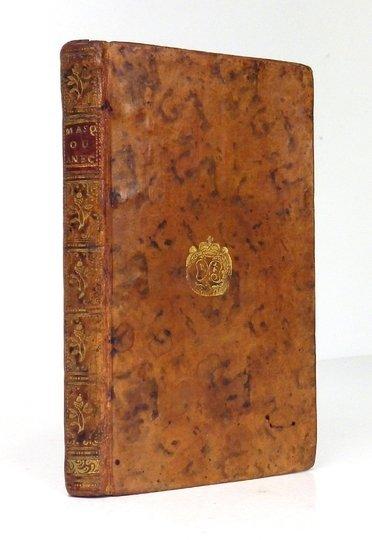 [DUREY de Sauvoy Joseph markiz du Terrail] - Le Masque ou anecdotes particulieres du chevalier de***.