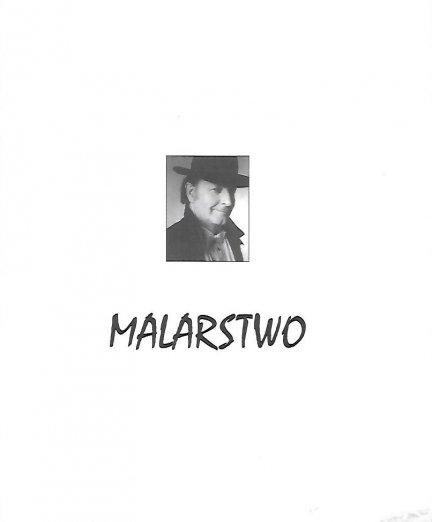 [katalog], [dedykacja]. Galeria Muzeum Ślężańskiego. Wiesław Ochman. Malarstwo, V-VI 1998