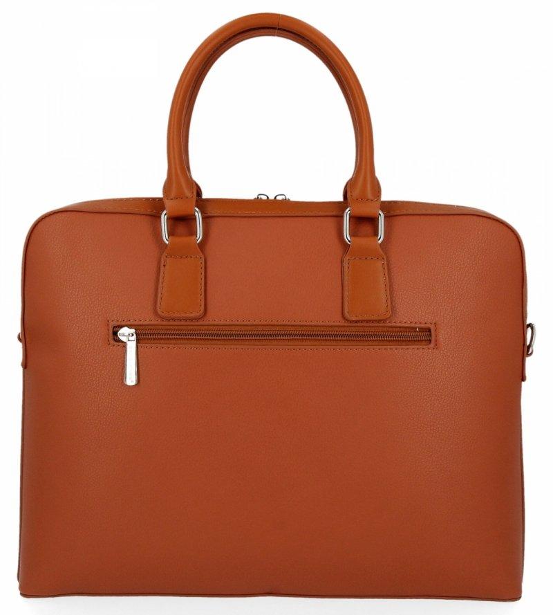 Klasyczna torebka damska David Jones Ruda