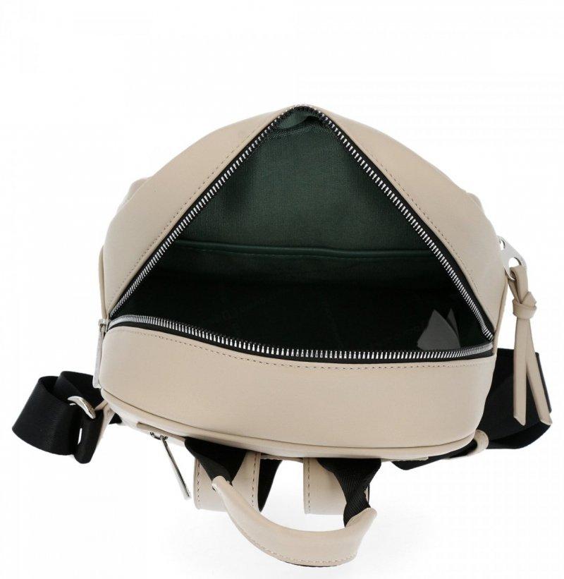Plecak damski David Jones Beżowy