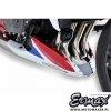 Pług owiewka spoiler silnika ERMAX BELLY PAN Honda CB1000R 2008 - 2017