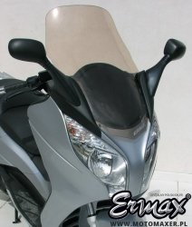 Szyba ERMAX WS SCOOTER HIGH HP + 8 cm