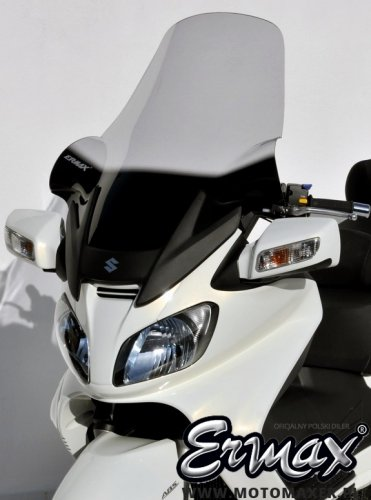 Szyba ERMAX WS SCOOTER HP + 18 cm