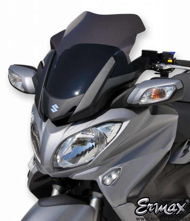 Szyba ERMAX SPORT 51 cm Suzuki Burgman 650 2013 - 2021