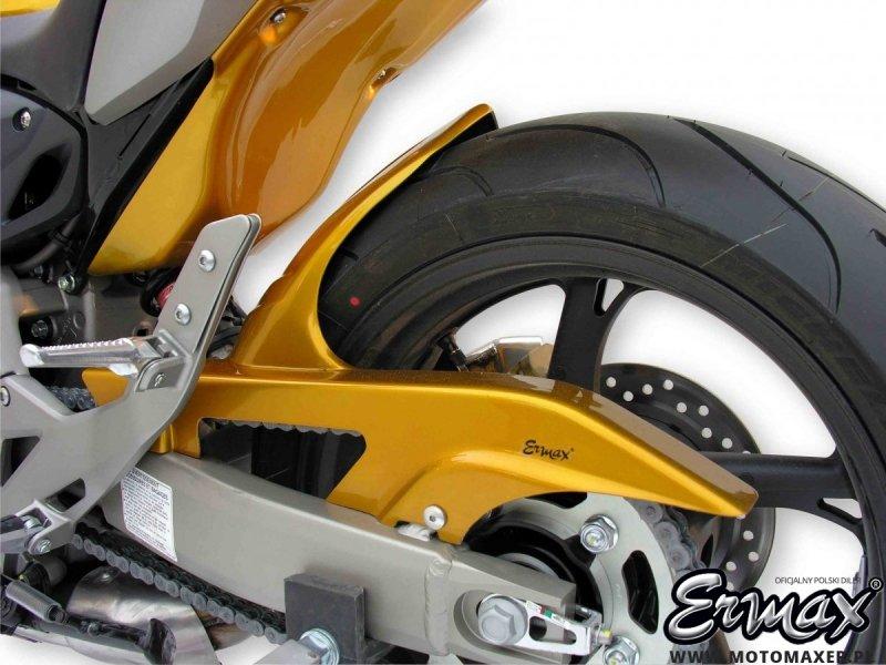 Błotnik tylny i osłona łańcucha ERMAX REAR HUGGER Honda CB600 HORNET 2007 - 2010