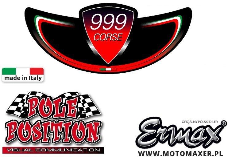 TANKPAD Ducati 999 POLE POSITION