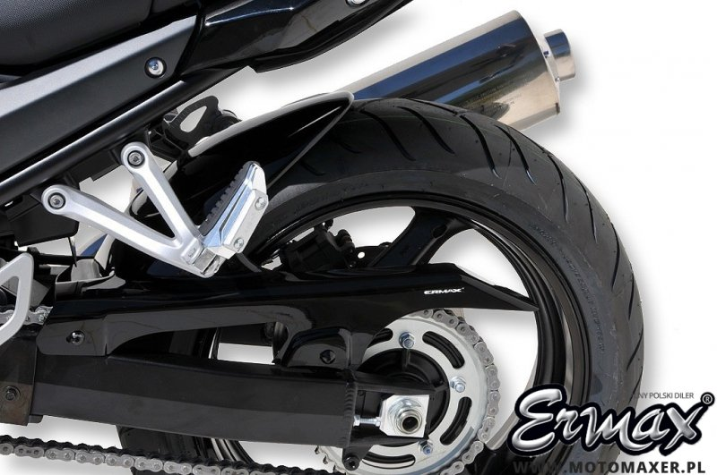 Błotnik tylny i osłona łańcucha ERMAX REAR HUGGER Suzuki GSF 1250 BANDIT N / S 2010 - 2014