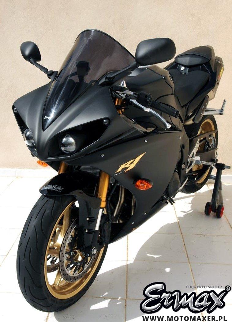 Szyba ERMAX HIGH 48 cm Yamaha YZF R1 2009 - 2014