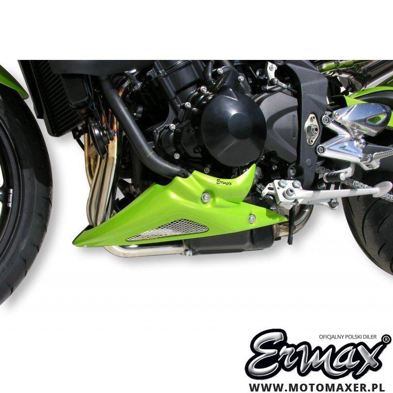 Pług owiewka spoiler silnika ERMAX BELLY PAN Triumph Street Triple 675 2008 - 2011