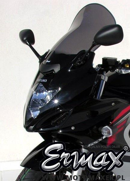Szyba ERMAX HIGH + 10 cm Suzuki GSX 1250 2010 - 2017