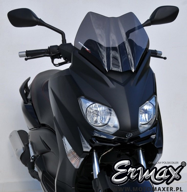 Szyba ERMAX SCOOTER SPORT Yamaha X-MAX 125 / 250 2010 - 2013