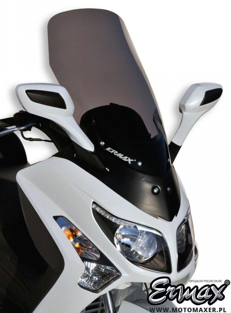 Szyba ERMAX SCOOTER HIGH 64 cm SYM GTS EVO 125 / 250 / 300 2009 - 2012