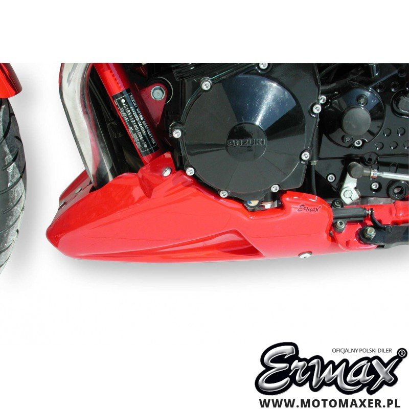 Pług owiewka spoiler silnika ERMAX BELLY PAN 5 kolorów 2005 - 2006