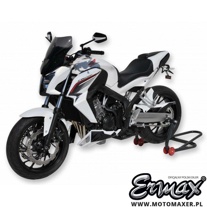 Pług owiewka spoiler silnika ERMAX BELLY PAN Honda CB650F 2014 - 2016