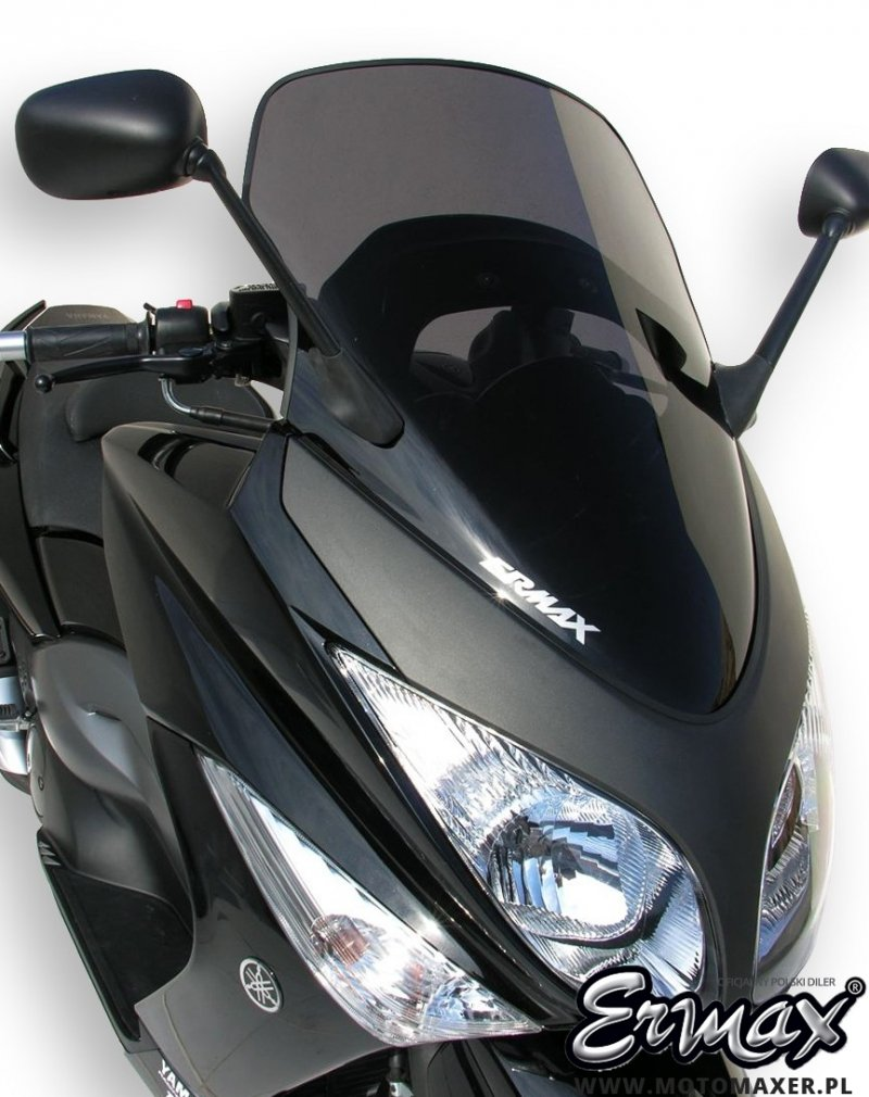 Szyba ERMAX SCOOTER SPORT 68 cm Yamaha TMAX 500 2008 - 2011