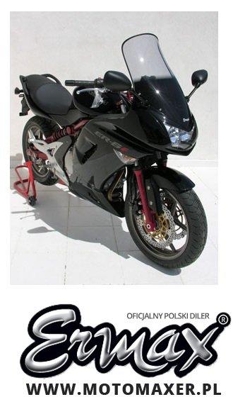 Szyba ERMAX HIGH 57 cm Kawasaki ER-6F 2006 - 2008