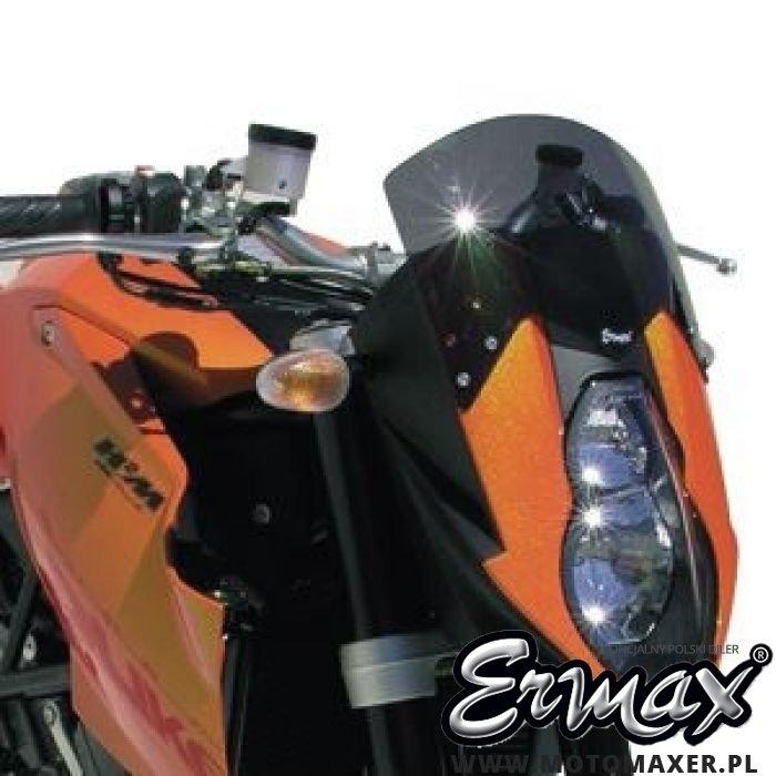 Szyba ERMAX SPORT 20 cm KTM Super Duke 900 2006