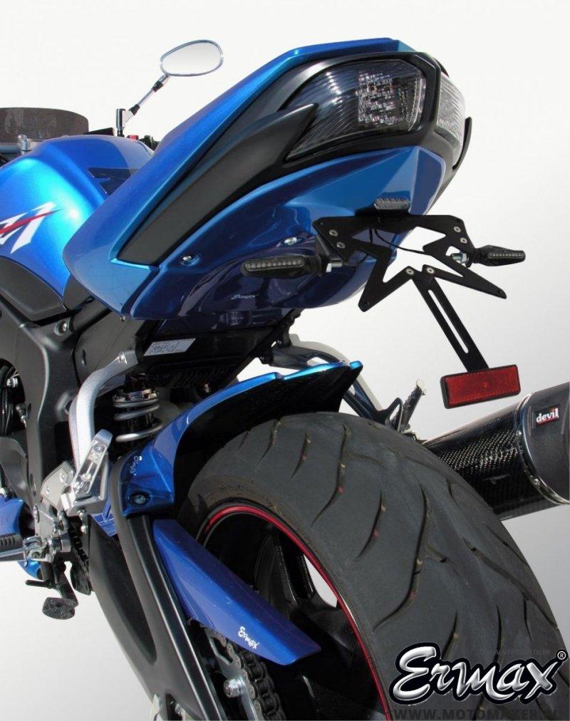 Mocowanie tablicy rejestracyjnej ERMAX UNDERTAIL Yamaha FZ1 N 2006 - 2015