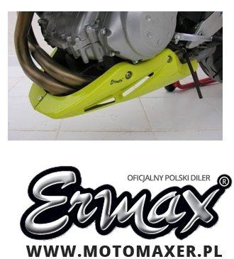 Pług owiewka spoiler silnika ERMAX BELLY PAN Kawasaki ER-6F / ER-6N 2006 - 2008