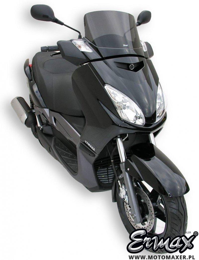 Szyba ERMAX SCOOTER SPORT 21 cm Yamaha X-MAX 125 / 250 2006 - 2009