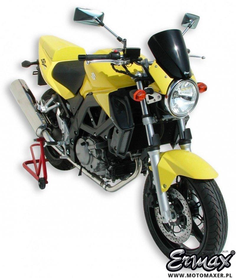Szyba ERMAX SPORT 25 cm Suzuki SV650N 2003 - 2015