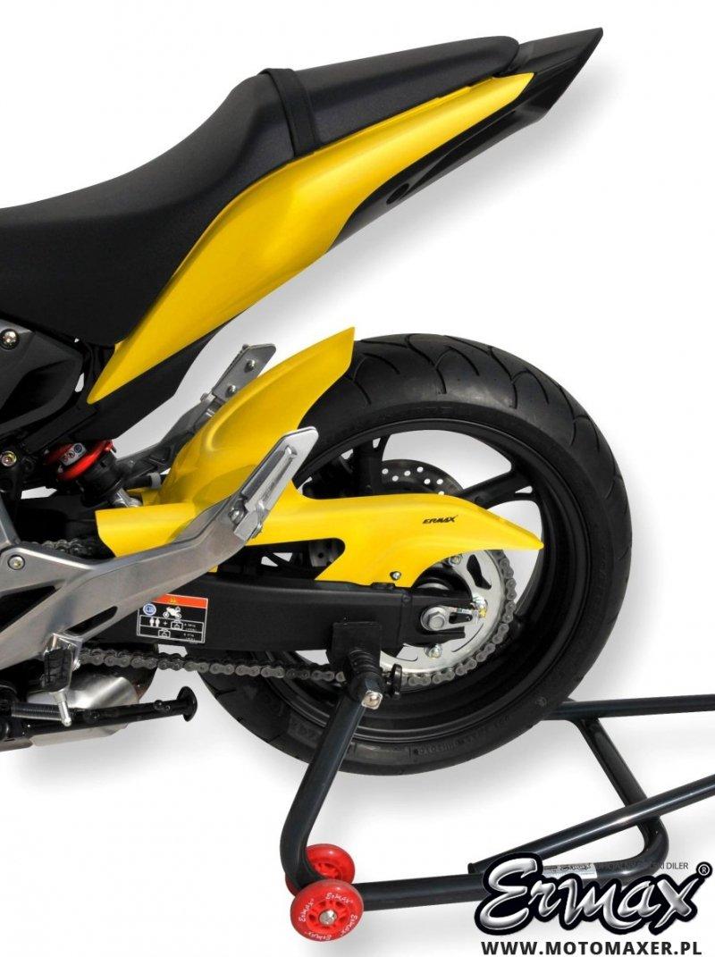 Błotnik tylny i osłona łańcucha ERMAX REAR HUGGER Honda CB600 HORNET 2011 - 2013