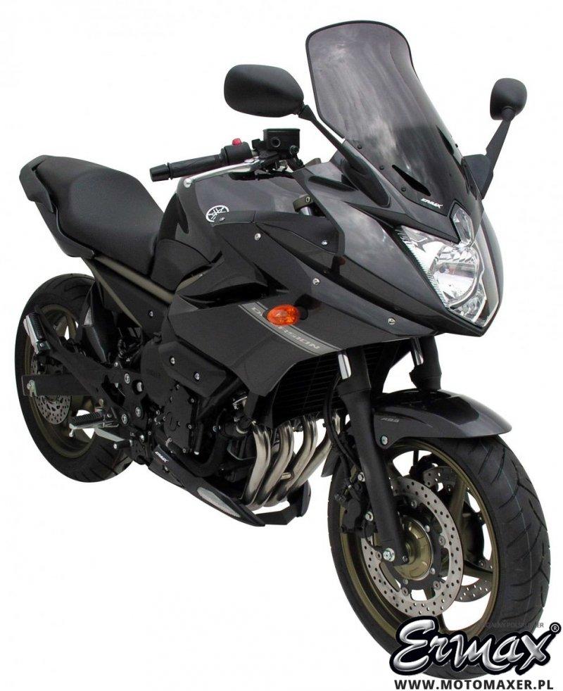 Pług owiewka spoiler silnika ERMAX BELLY PAN Yamaha XJ6 Diversion 2010 - 2017