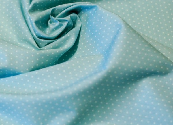 Dots in blue szer. 160 cm